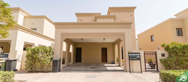 4-bedroom villa for sale in Arabian Ranches 2