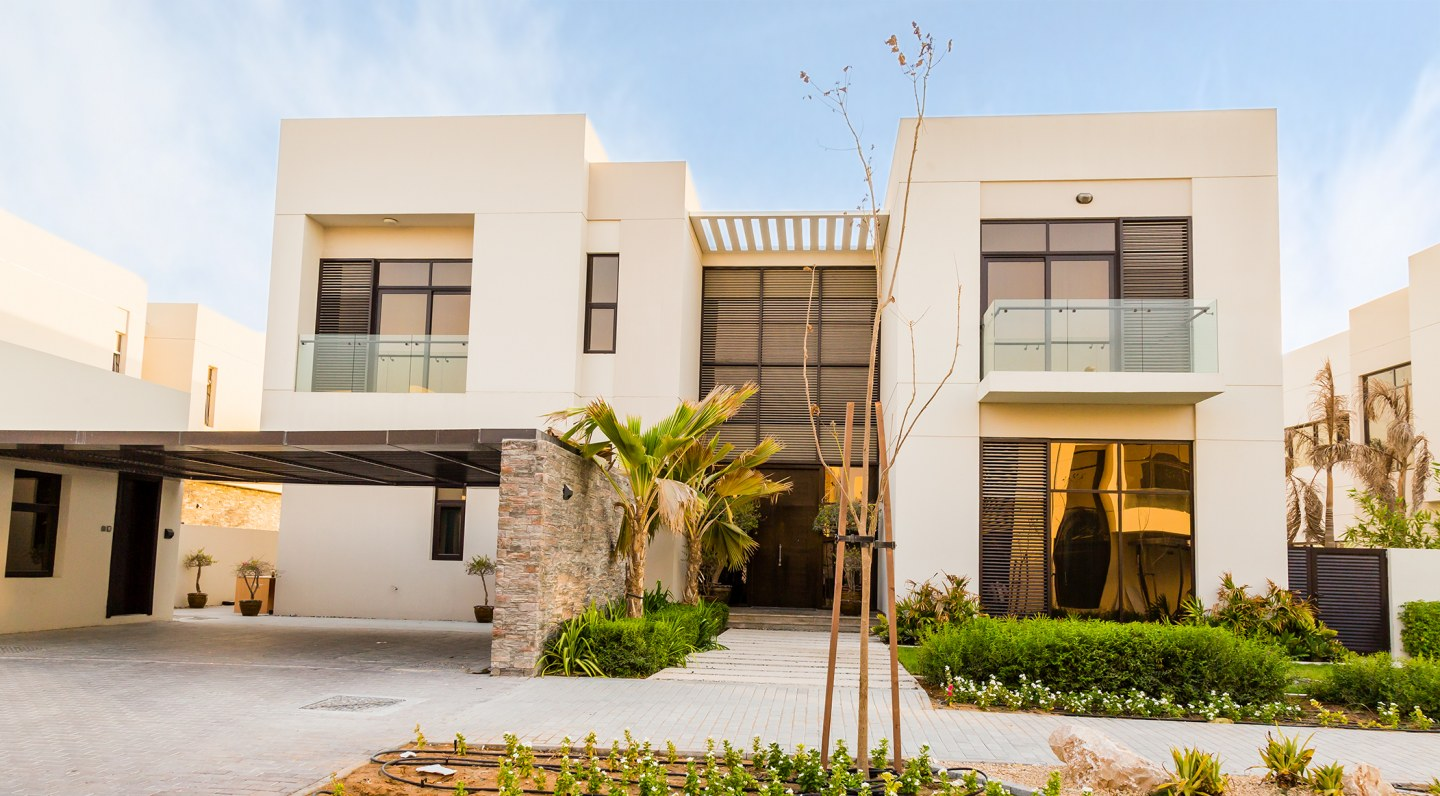 House of the week 3 7m villa by paramount hotels resorts in damac hills