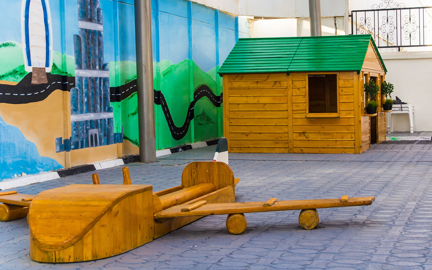 is in our list of nurseries in Abu Dhabi as the only UK accredited nursery.