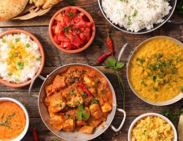 أطباق هندية