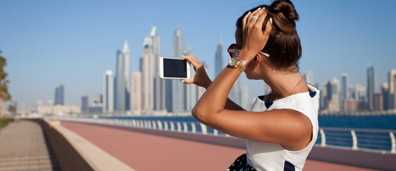 Instagram worthy spots in Dubai