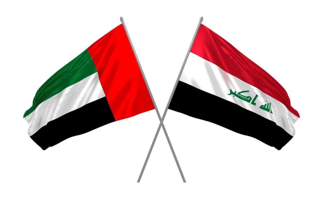العلمان الإماراتي والعراقي