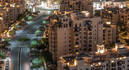 منازل في دبي