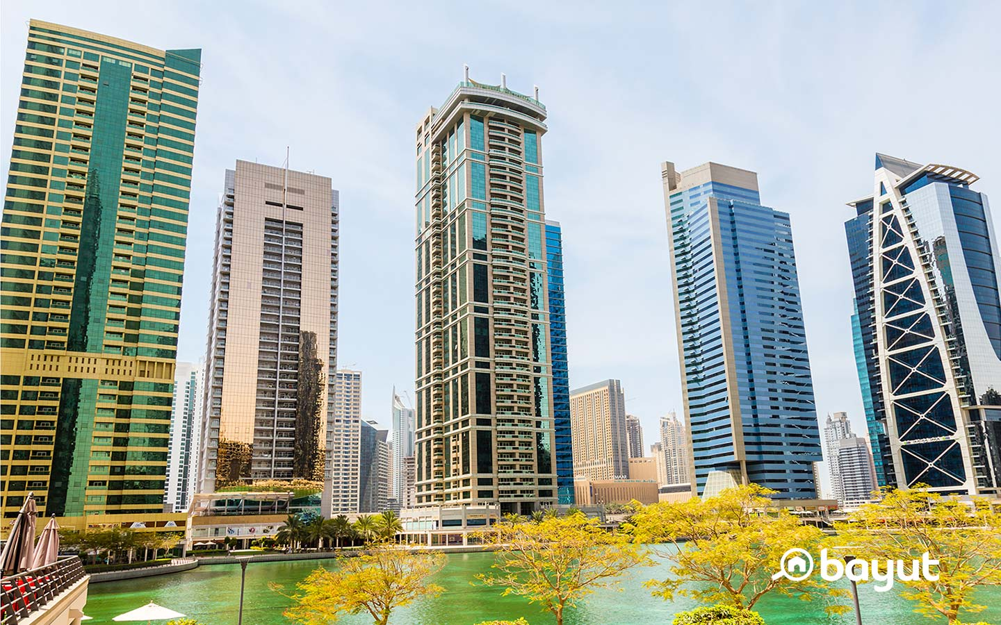 Family-friendly apartments in JLT