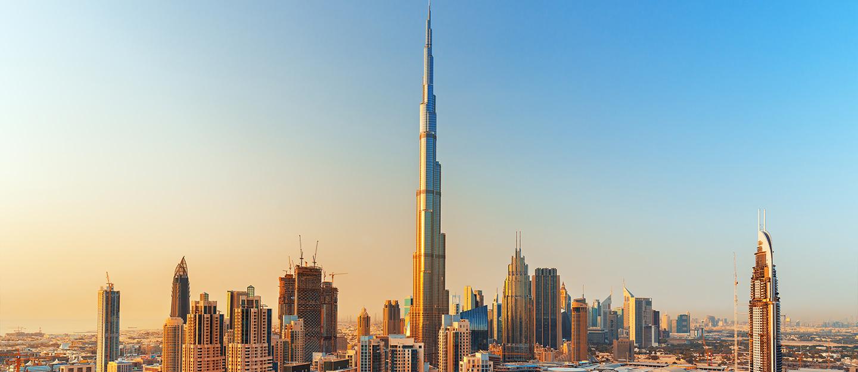 برج خليفة في دبي التصميم تكلفة البناء المرافق الأنشطة