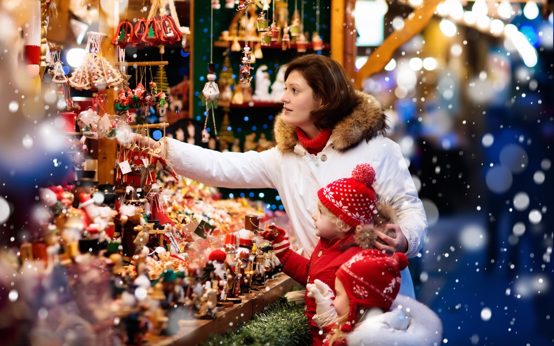 festive shopping
