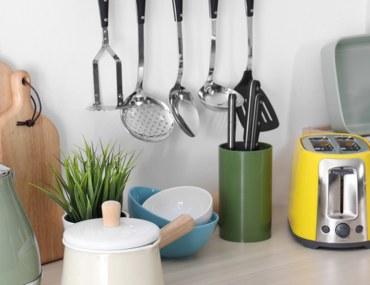 kitchen essentials for homes