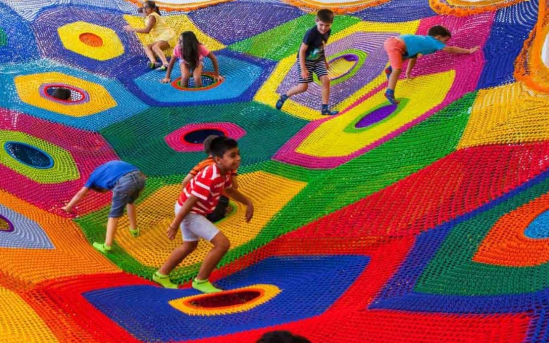 Oli Oli provide an array of indoor activities for kids