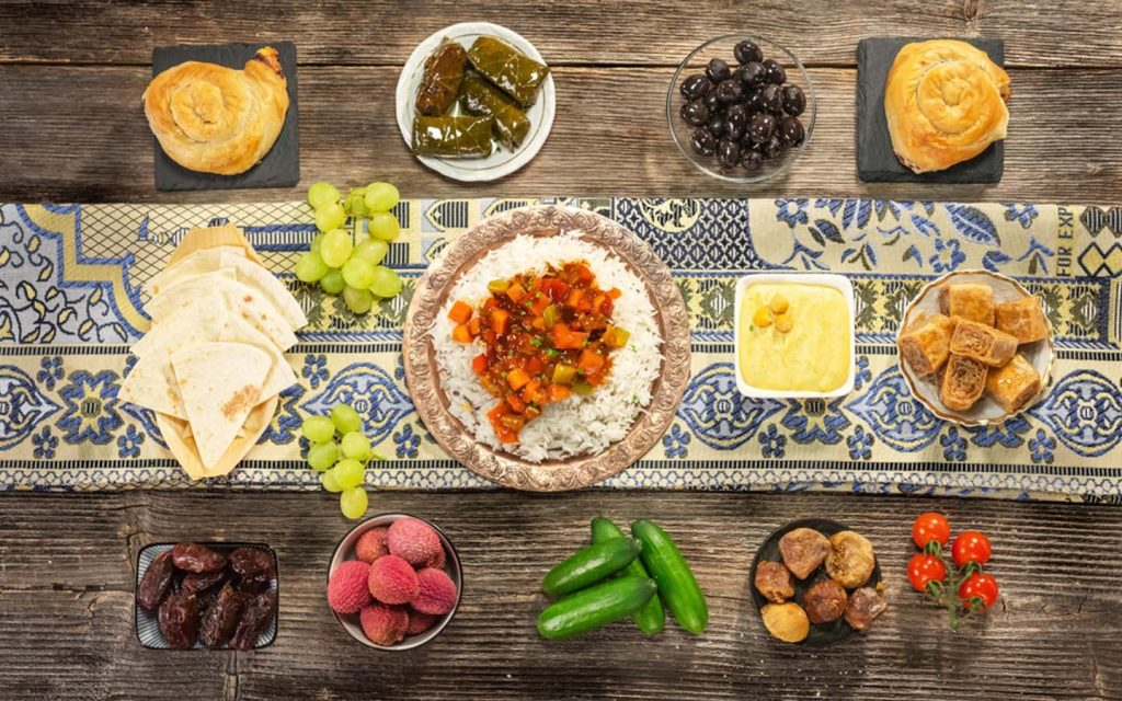 lavish iftar meal delivery