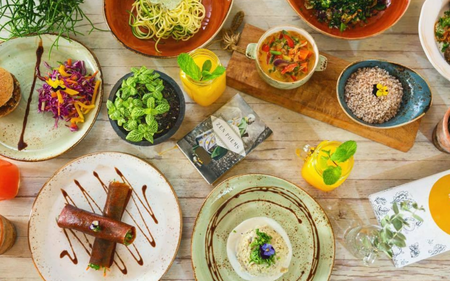 Healthy food in Dubai from Little Erth by Nabz and G