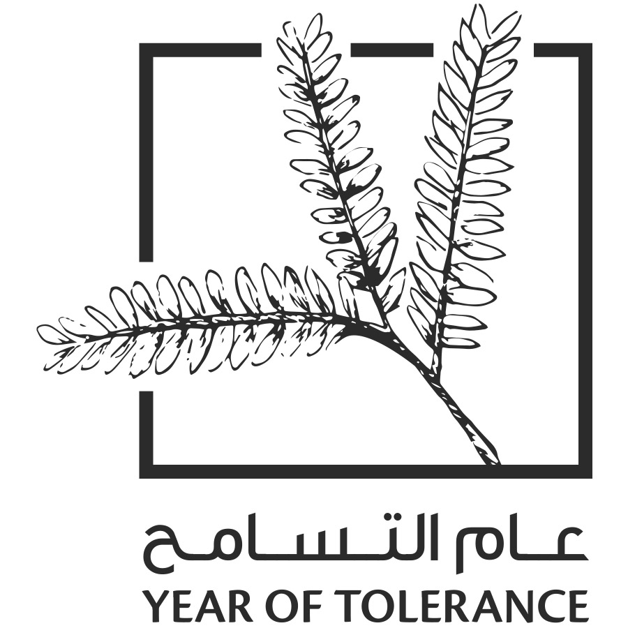 Logo of Year of Tolerance