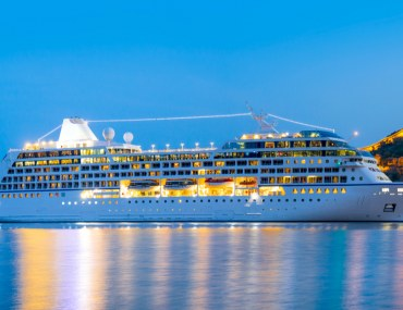 Luxury and affordable cruises starting from Dubai