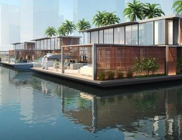 Marasi Floating Villas