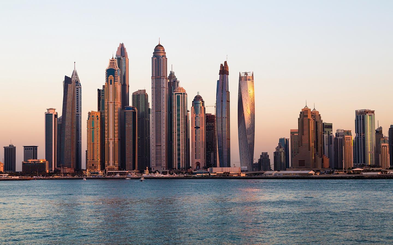 أبراج المارينا دبي