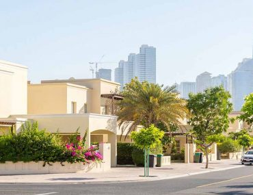 villa in The Meadows Dubai