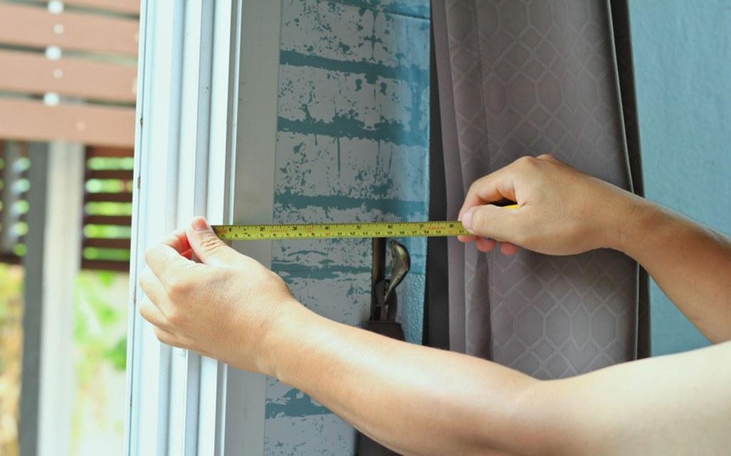 قياس النافذة