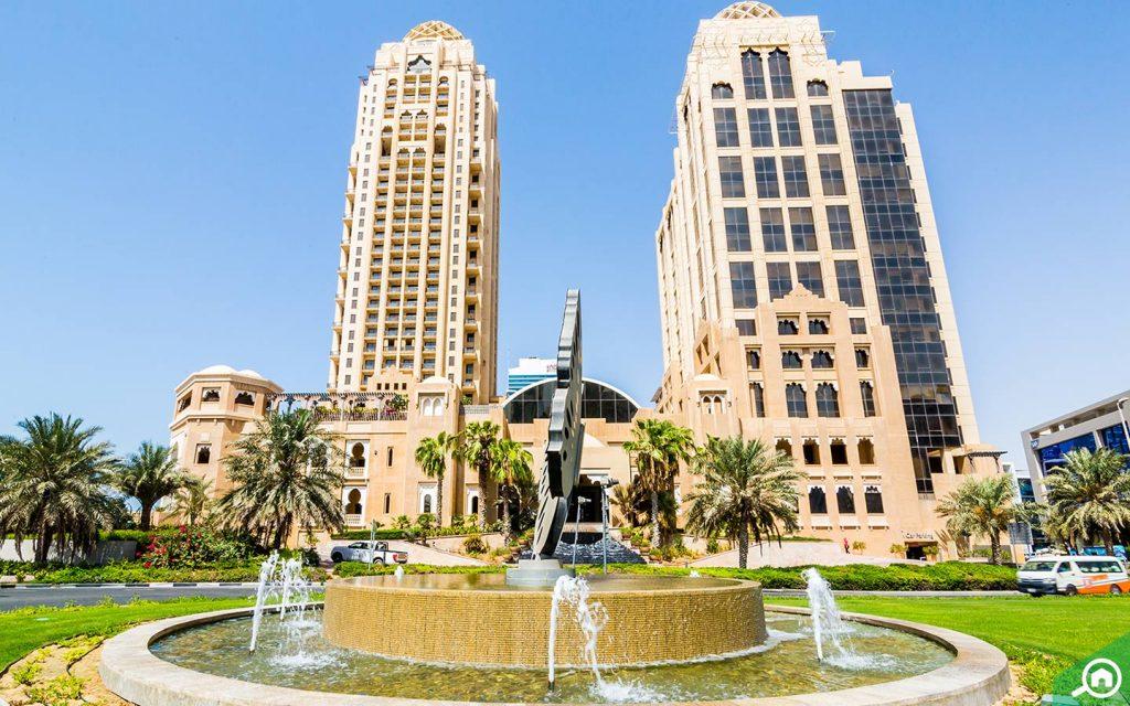 إطلالة على مدينة دبي للاعلام
