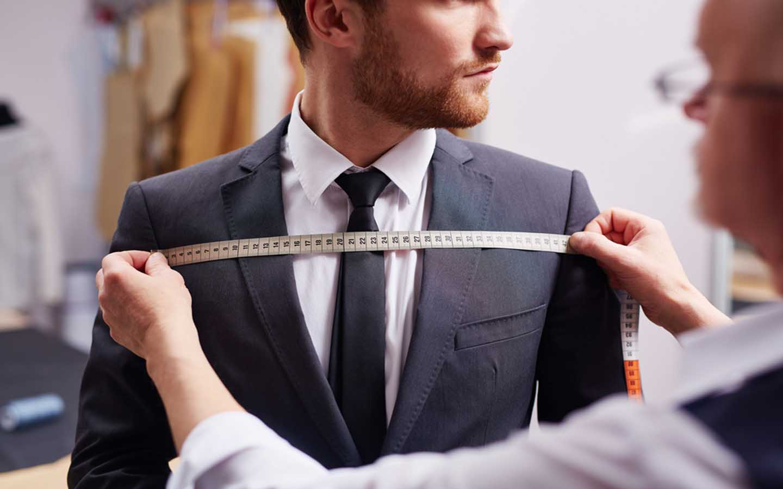 قياس ملابس