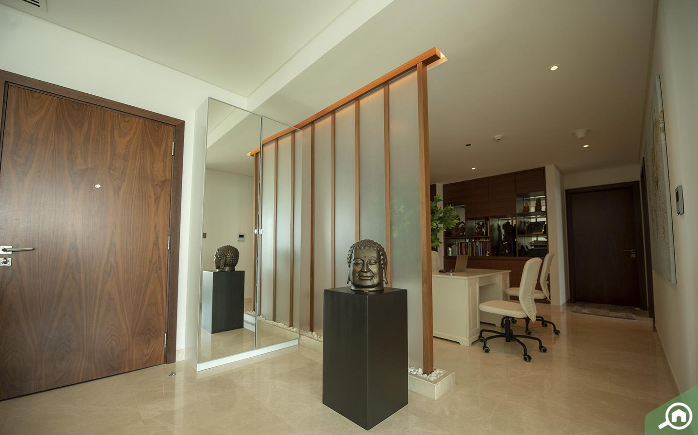 buy a 4-bed penthouse in Dubai Marina