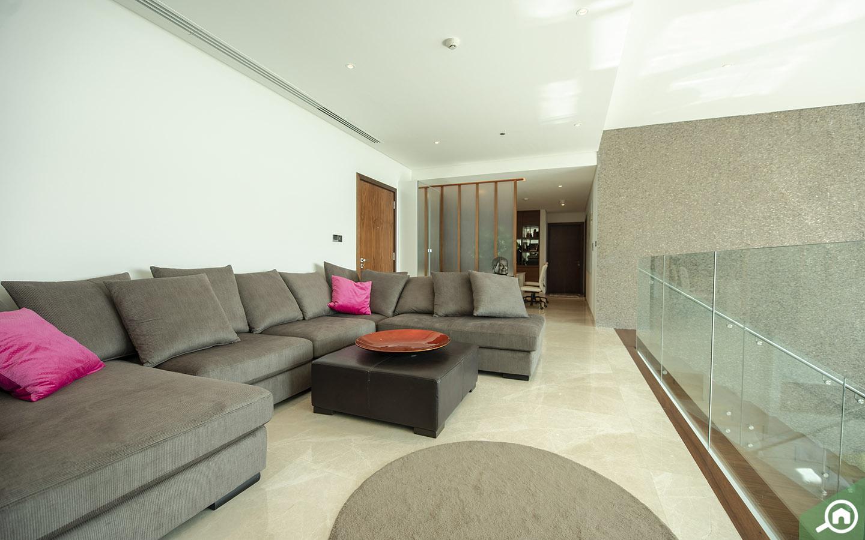 Dubai marina penthouse