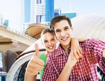 زوجان يريدان الانتقال الى دبي