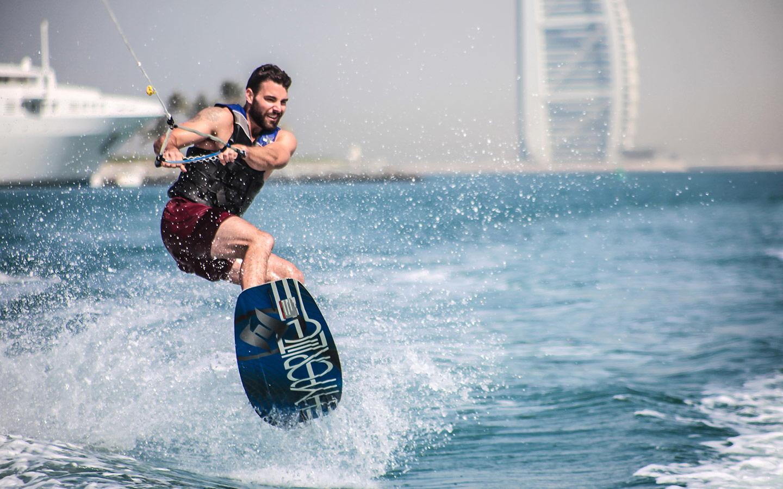 Sporty British expats will love Dubai