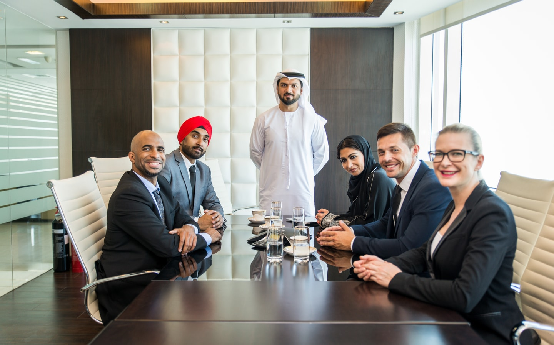 nationalities in Dubai
