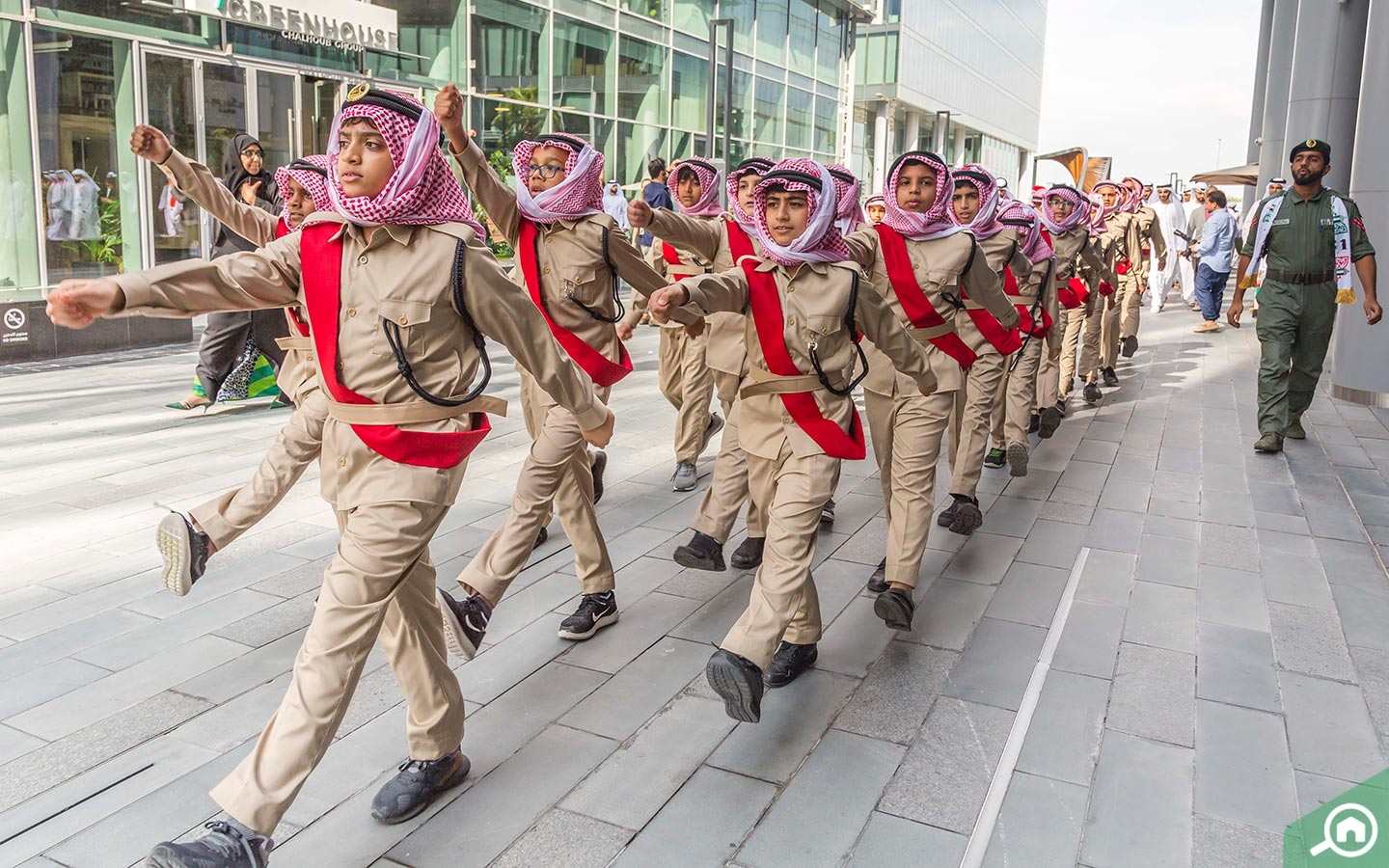national day parade in d3 2018