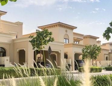 new villa communities in dubai