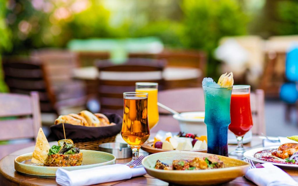 Where to Find the Best New Year Brunches in Dubai