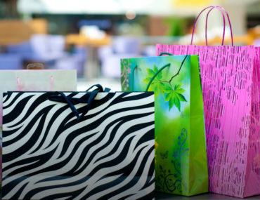 صورة عن التسوق