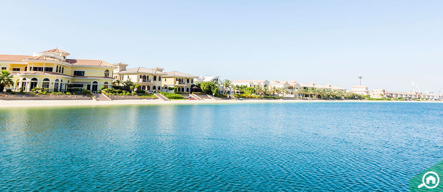 Invest in Palm Jumeirah
