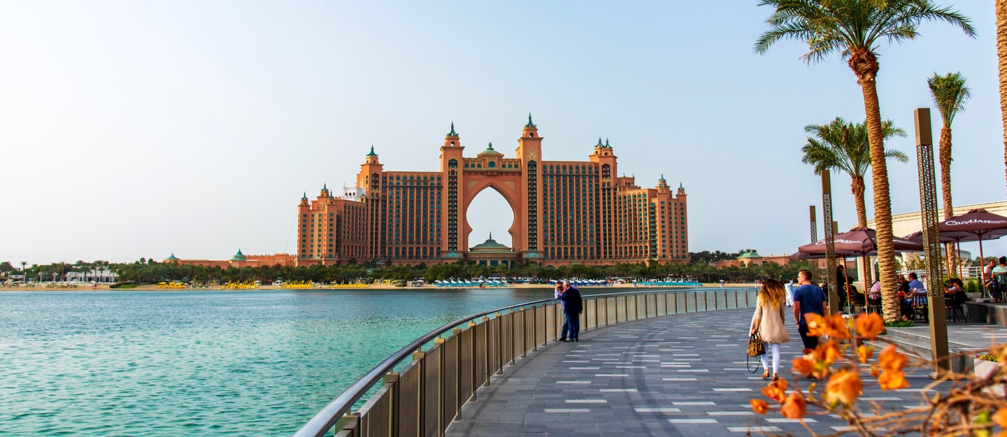 restaurants in Palm Jumeirah