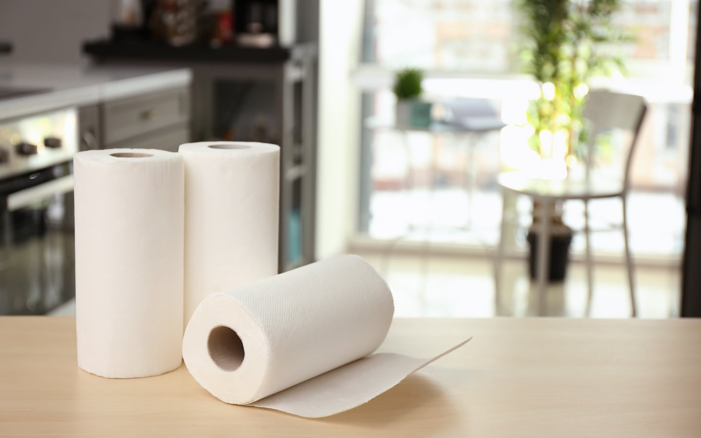 Use cloth instead of tissues as one of the ways to make your home eco-friendly