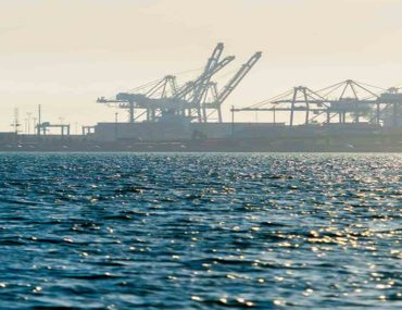 ports in Dubai