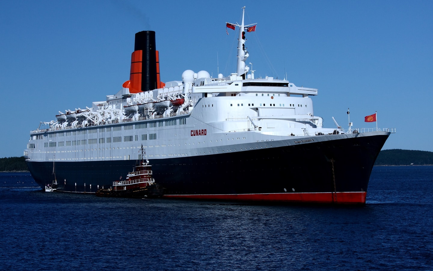 Get married on the QE2