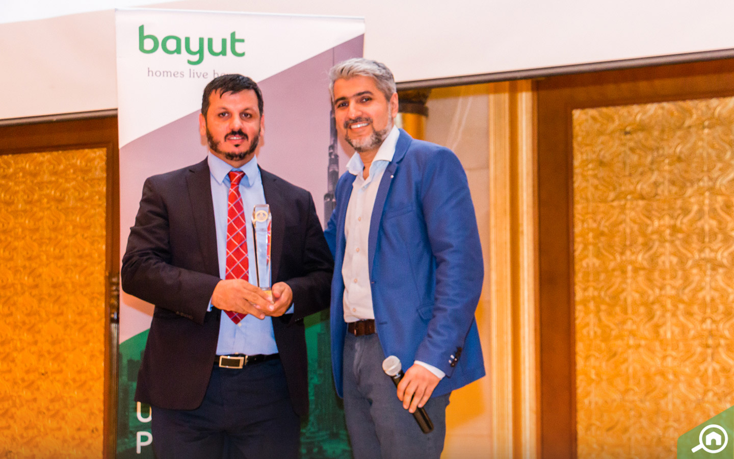 Quest agency at Bayut Iftar