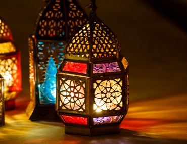 Picture of Arabic lanterns