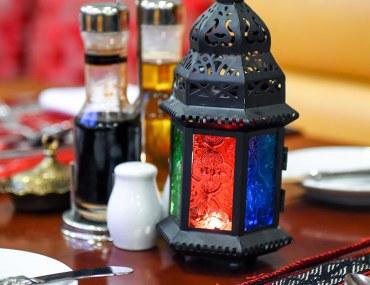 بوفيهات إفطار رمضان في دبي