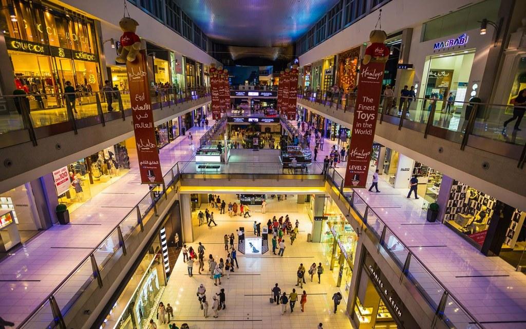 Malls during Ramadan in Dubai
