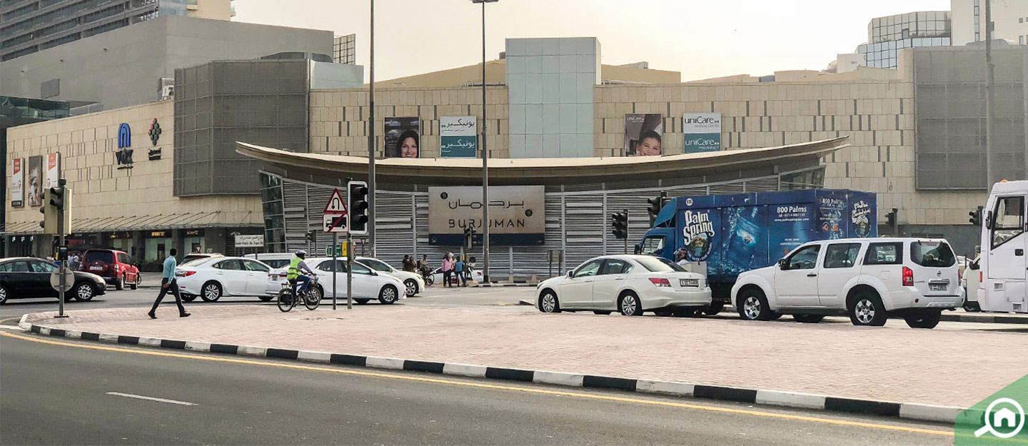 Best Places To Rent Near Burjuman Metro Station in Dubai