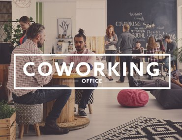 View of one of the top coworking spaces in Dubai