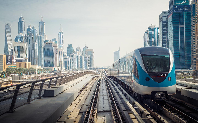 route 2020 for Expo 2020 Dubai