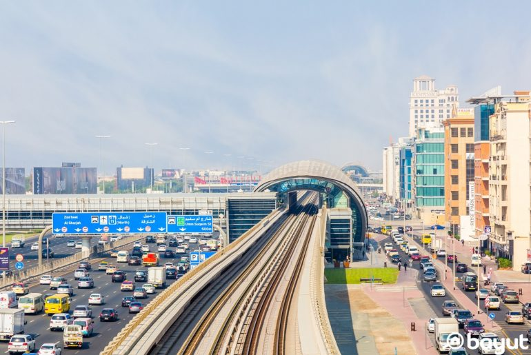 Places to live near the Sharf DG Metro Station