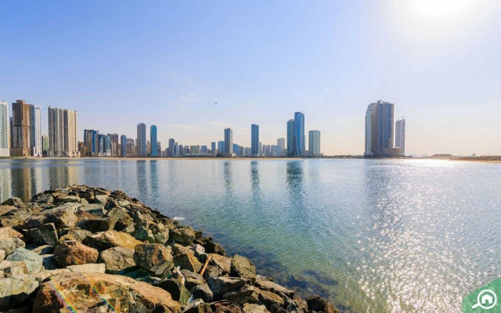 Apartments on Al Majaz Waterfront