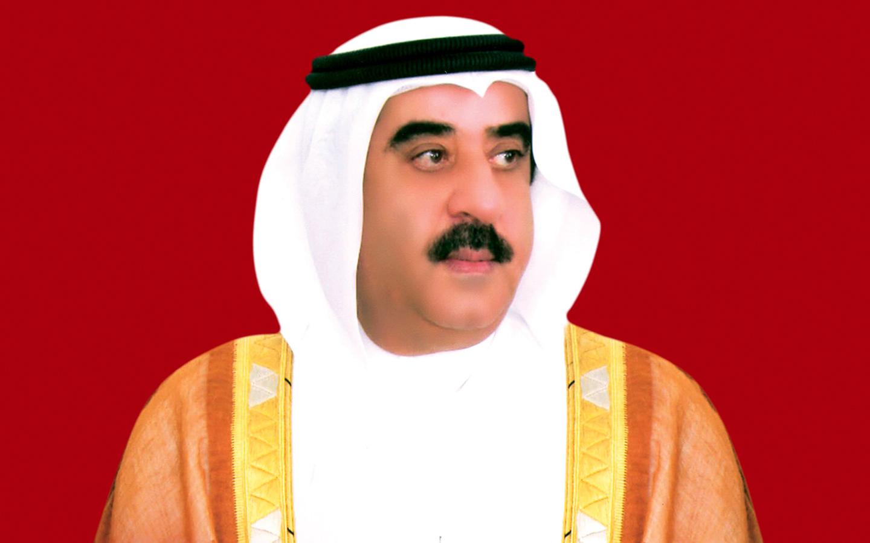 HH Sheikh Saud bin Rashid Al Mualla belongs to the Al Ali Tribe