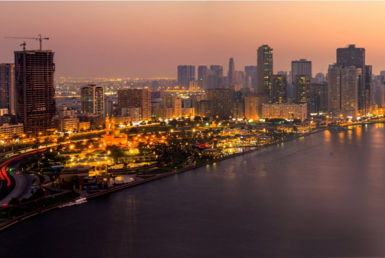 best residential areas in Sharjah