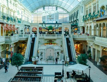 Inside Mercato Mall Dubai