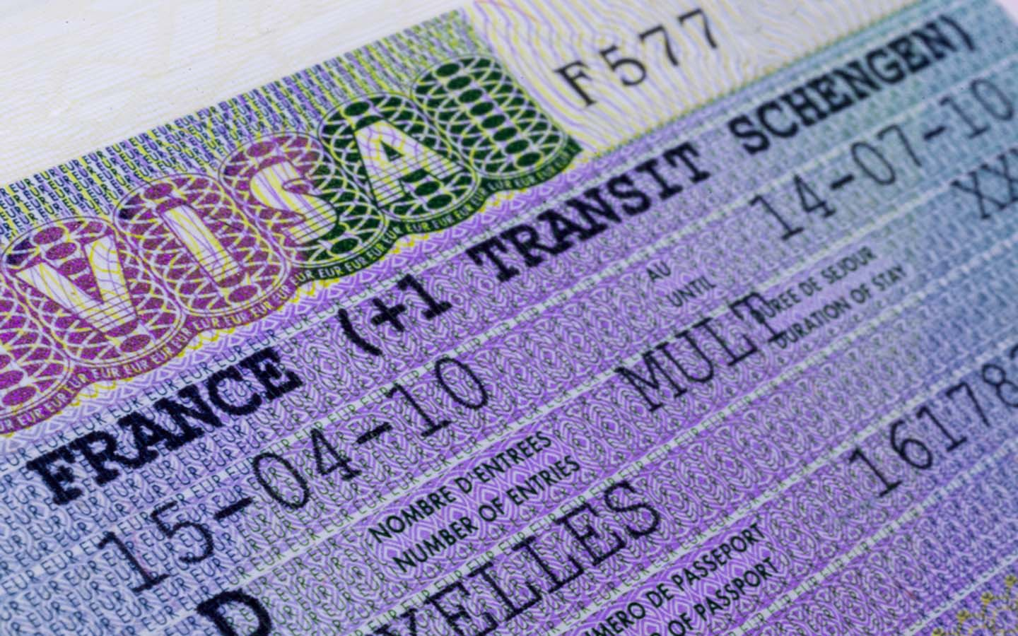 How to apply for a Schengen visa from Dubai: Required