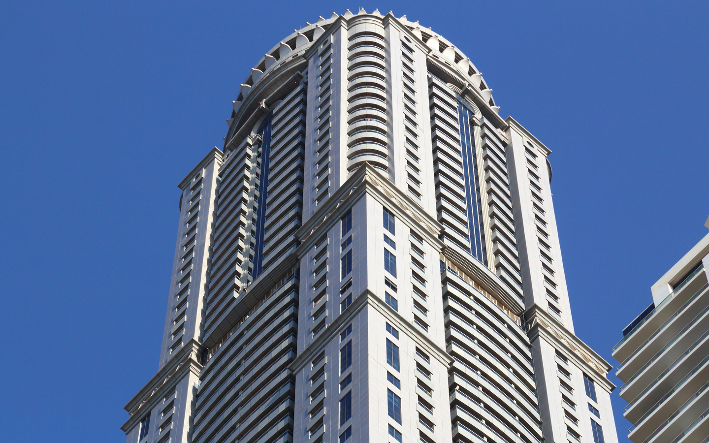 Princess Tower is the second tallest residential building in Dubai that makes an ideal choice for the residents.
